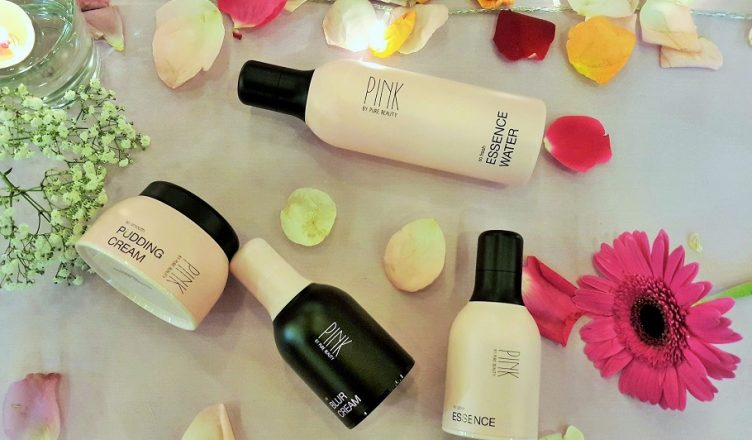 Watsons- Pink By Pure Beauty MP