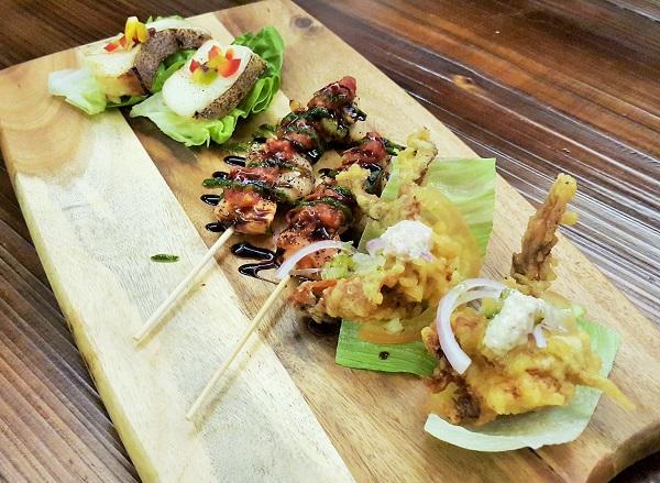Hana Dining Sakae Bar 8