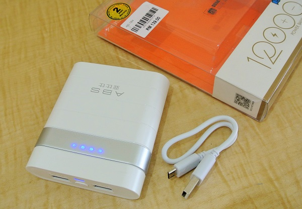 ABS Powerbank 2