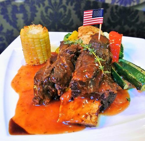 BBQ Beef Ribs(RM 32)