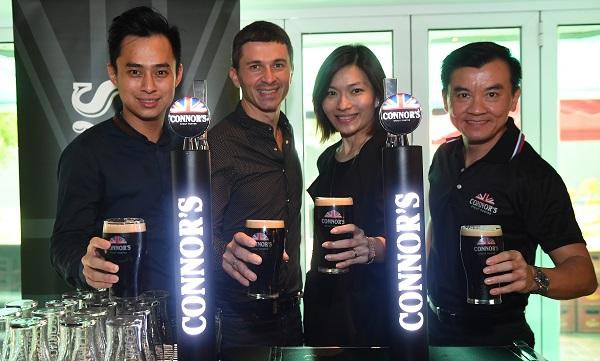 CONNOR'S Stout Porter