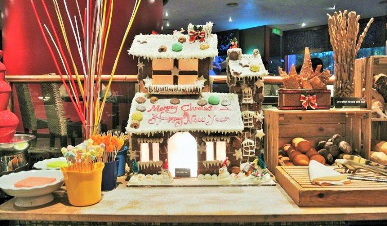 Temptations Christmas.Christmas Festive Feast Temptations Renaissance Hotel