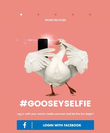 GooseySelfie Contest