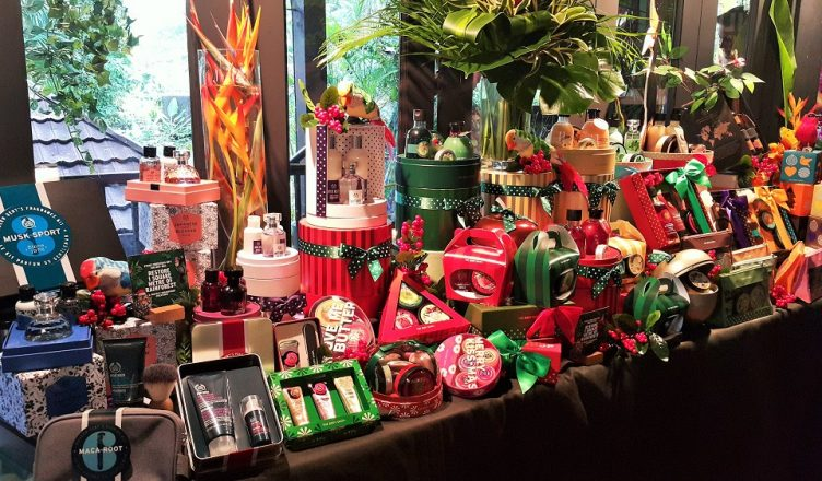 Christmas Gift Sets Body Shop.The Body Shop Celebrates 40th Anniversary With Wildest