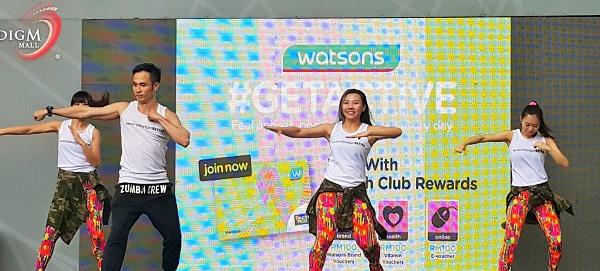 Watsons #GetActive