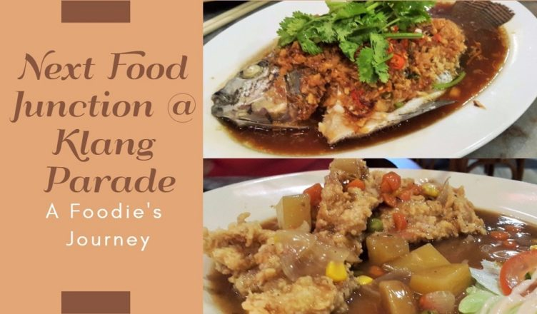 A foodie journey to next food junction klang parade lets roll first thought that comes to my mind where to head for affordable and yet yummy food after pondering for few minutes forumfinder Image collections