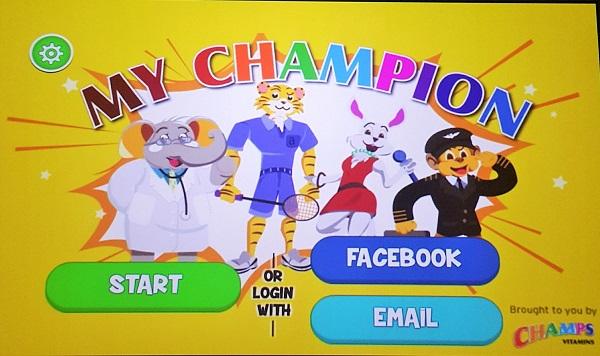 CHAMPS MyCHAMPION