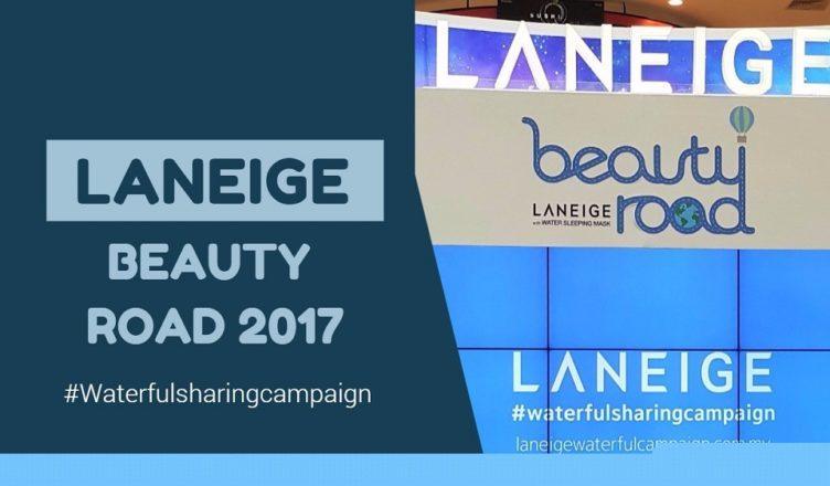 Laneige Beauty Road