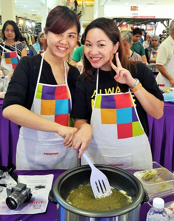 Mother's Day Cooking Class with Pensonic & Aeon Big 4