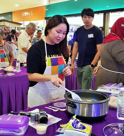 Mother's Day Cooking Class with Pensonic & Aeon Big 2
