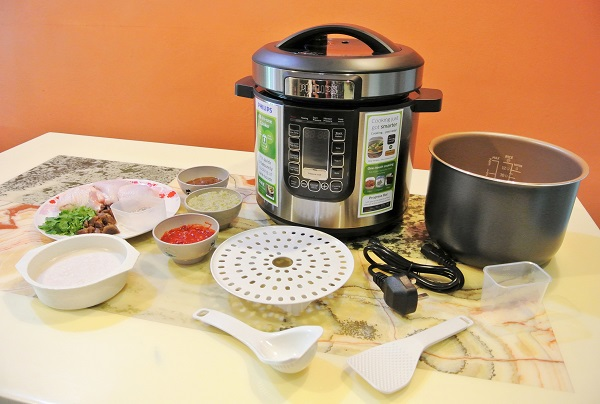 Philips All-in-One Pressure Cooker 1