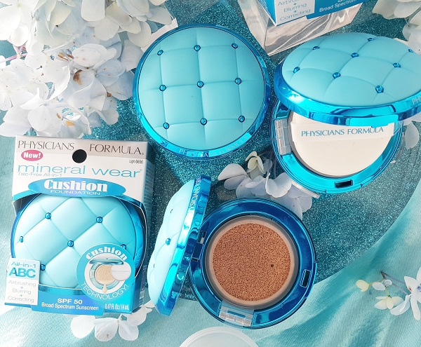 All New Physicians Formula Mineral Wear Talc Free All In 1 Abc