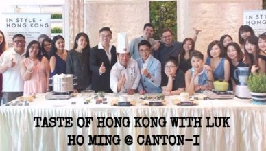 In style hong Kong