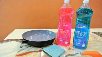 KH Mind 'N Spirit Shine Aromatherapy Dishwashing Liquid MP