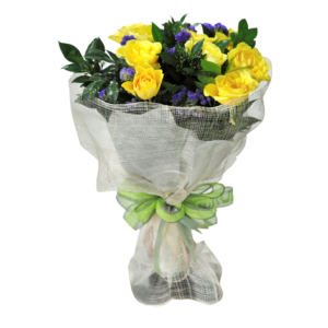 cheerful bouquet That Flower Shop MP