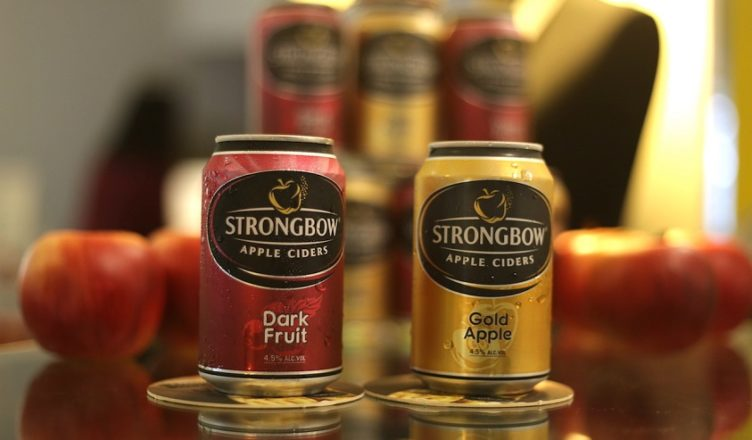 Strongbow Apple Ciders