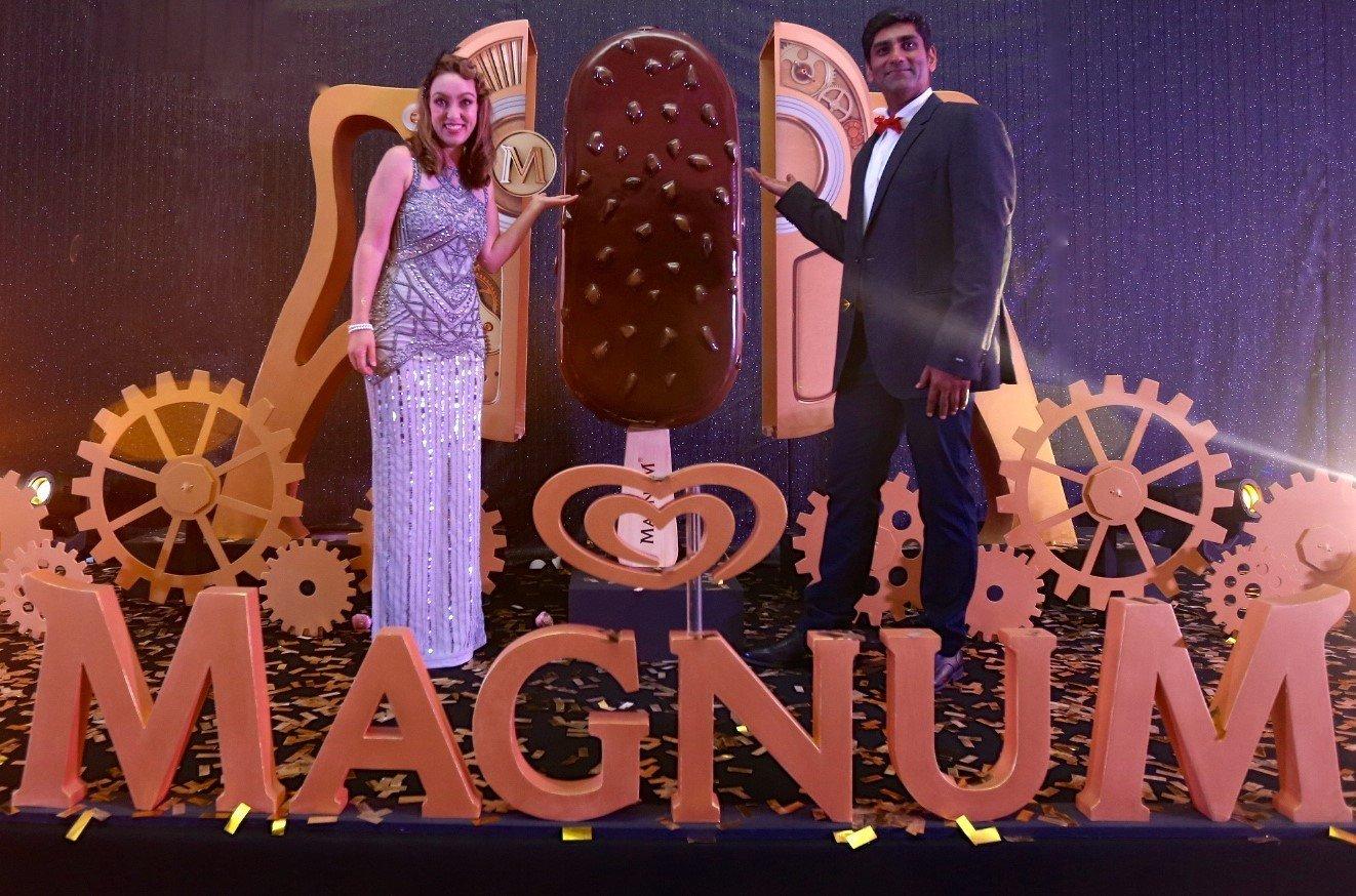 Magnum launch