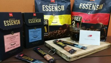 ESSENSO MICROGROUND COFFEE
