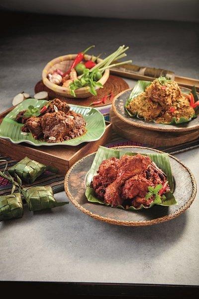SRHS_TRC_Ramadan_Traditional Rendang dishes