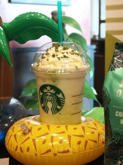 Starbucks® Tea-ramisu Frappuccino®