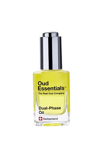 Oud Essentials Dual Phase Oil