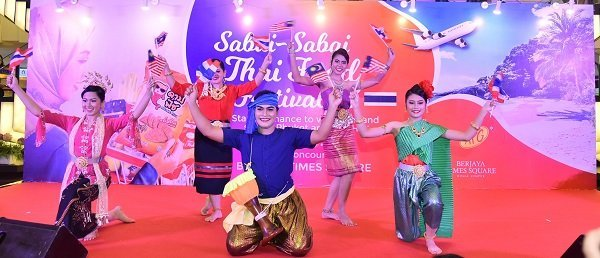 Sabai Sabai Thai Food Festival 2018 4