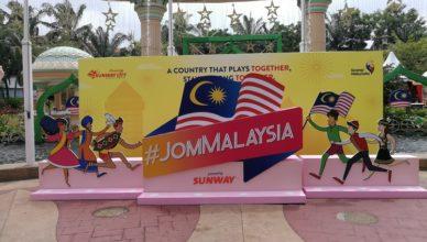 #JomMalaysia Carnival