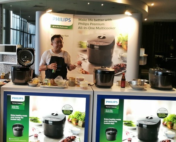 Philips Premium All In One Cooker