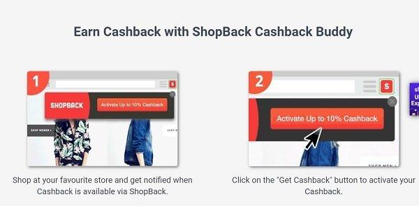 ShopBack CashBack Buddy' MP