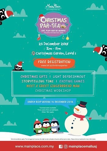 Christmas ParTEa