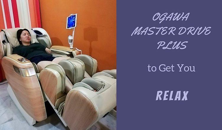 Ogawa Master Drive Plus