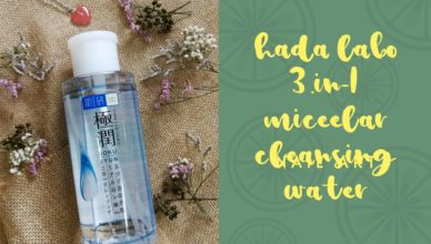 Hada Labo 3-in-1 Micellar Cleansing Water MP
