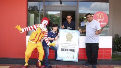McDonald's Drive-Thru Challenge - RWC MP