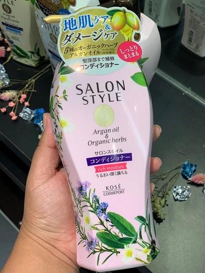 Kose Cosmeport Je L'aime & Salon Style Hair Care