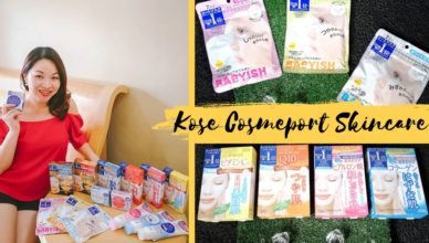 Kose Cosmeport Skincare MP