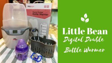 Little Bean Digital Double Bottle Warmer MP
