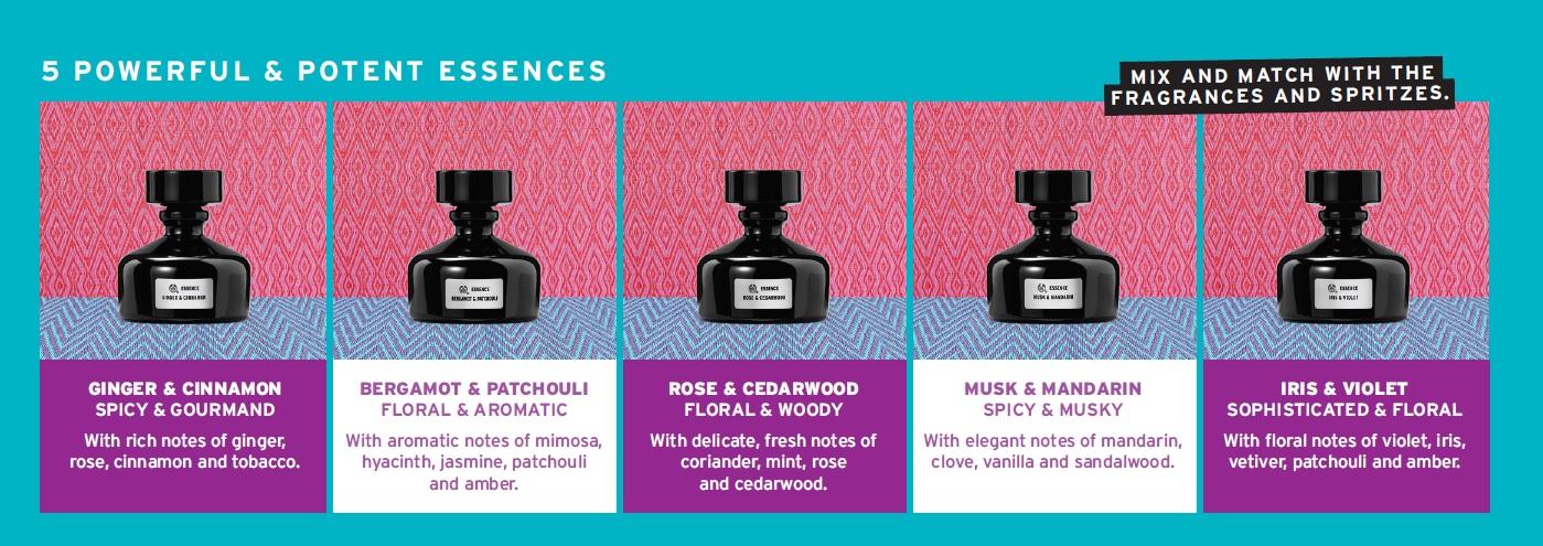 The Body Shop - Fragrances MP