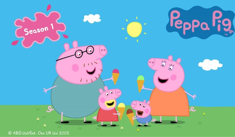 Catch Peppa Pig On HBO GO! - Let's Roll With Carol