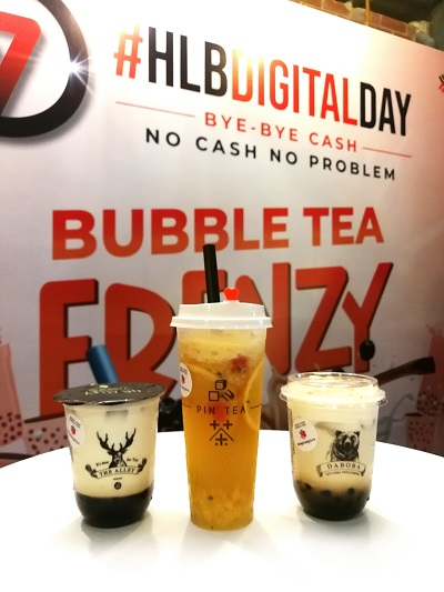 HLB Bubble Tea Frenzy