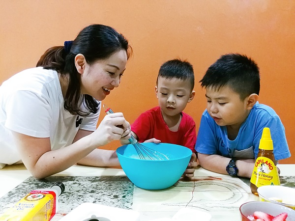 Friso Natural Parenting 3