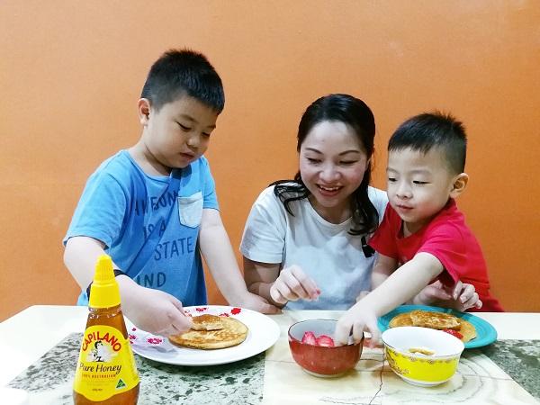 Friso Natural Parenting 4