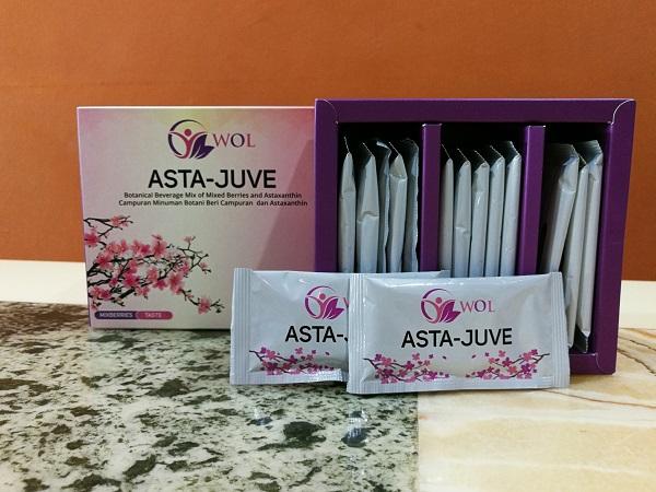 Asta Juve Mixed Berries Beauty Drink