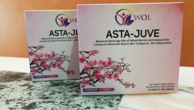 Asta Juve Mixed Berries Beauty Drink