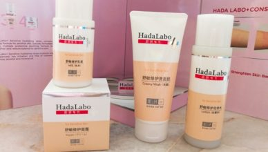 Hada Labo+ Sensitive Hydrating Range MP