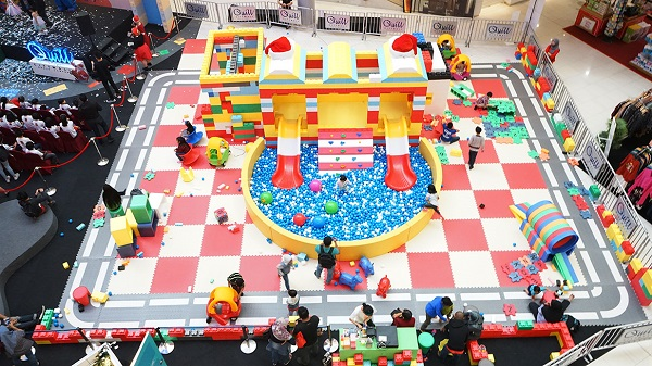 Quill City Mall 1