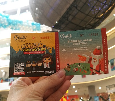Quill City Mall MP