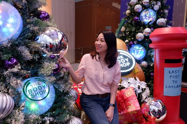 The Body Shop Christmas 2019