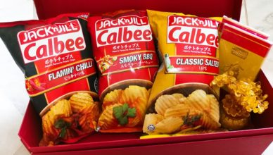 Jack 'n Jill Calbee Chips MP