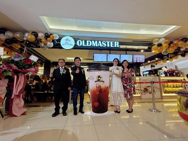 OLDMASTER New-Nanyang Coffee 1
