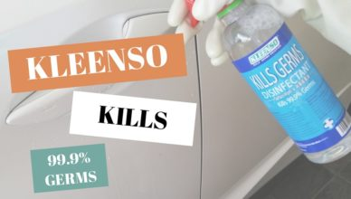 Kleenso Kills Germs Disinfectant